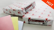 Papier NCR (papier autocopiant), Papier NCR, papier autocopiant pour les imprimantes et copieurs