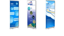 Montreal Pull-up Banners, Pull Up Banners Fast Printing